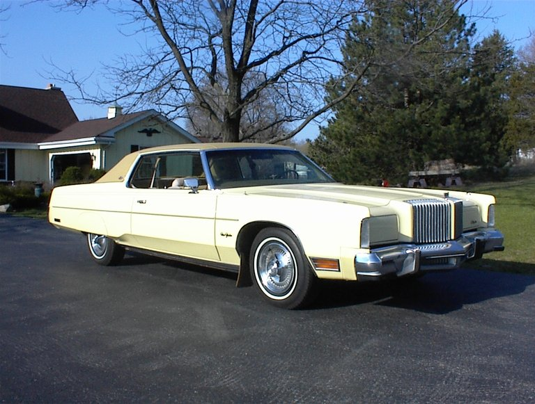 1977 - Chrysler, New Yorker Brougham