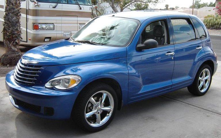 2006 - Chrysler, PT Cruiser