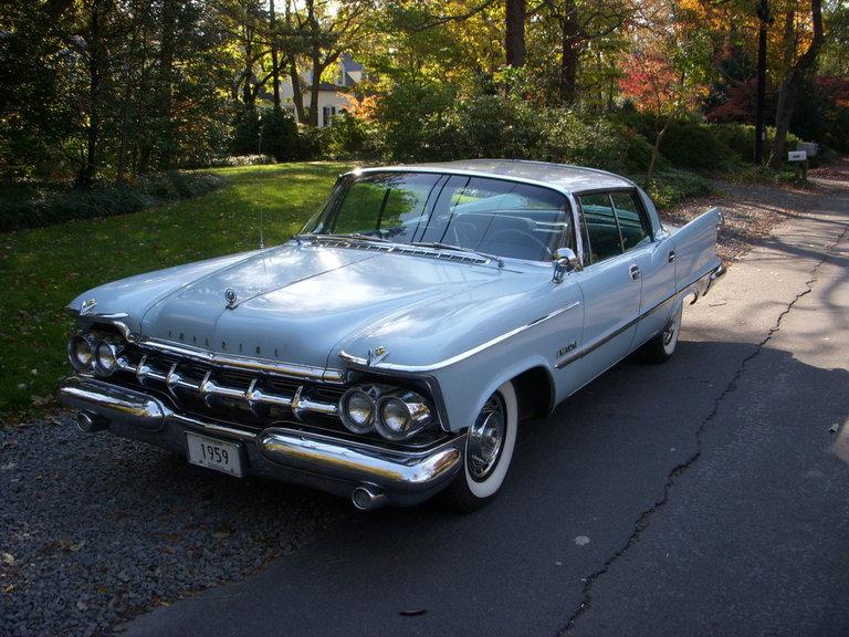 1959 - Chrysler, Imperial