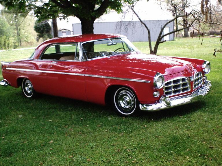 1955 - Chrysler, C-300