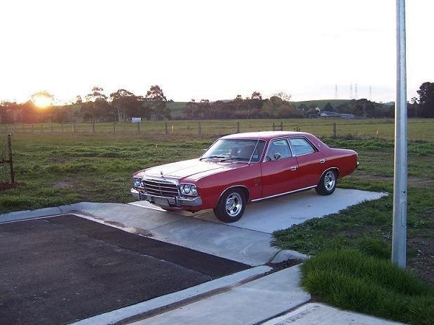 1980 - Chrysler, CM Valiant Regal