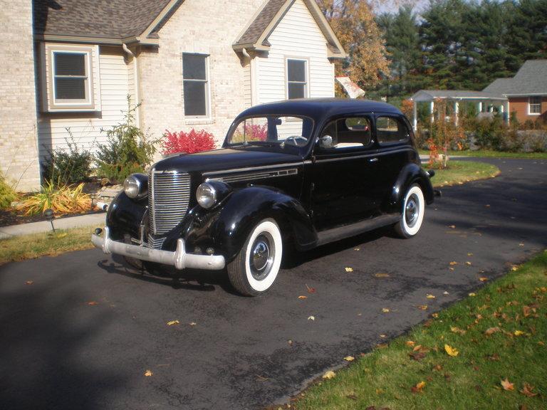 1938 - Chrysler, Royal