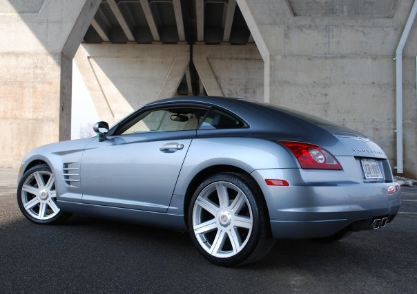2005 - Chrysler, Crossfire Limited