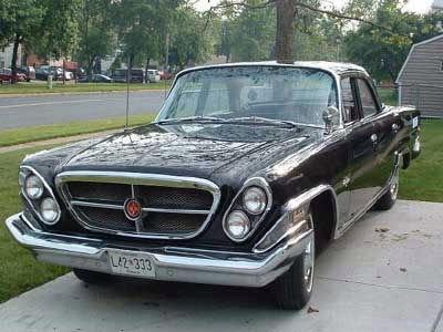 1962 - Chrysler, New Yorker
