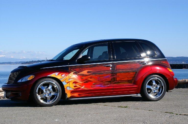 2001 - Chrysler - Chrysler