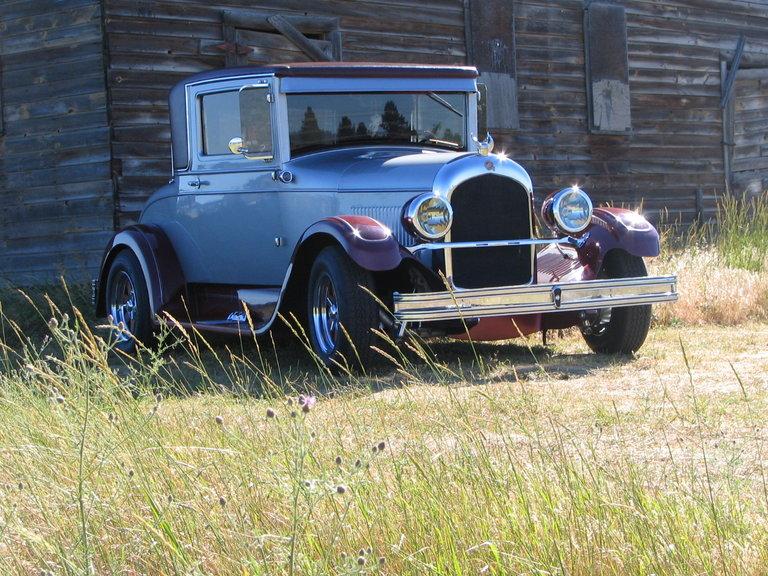 1928 - Chrysler, Model 52
