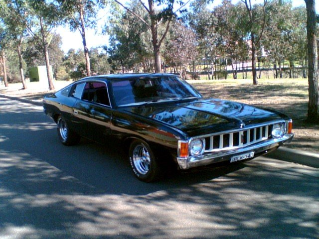 1974 - Chrysler Charger, Charger