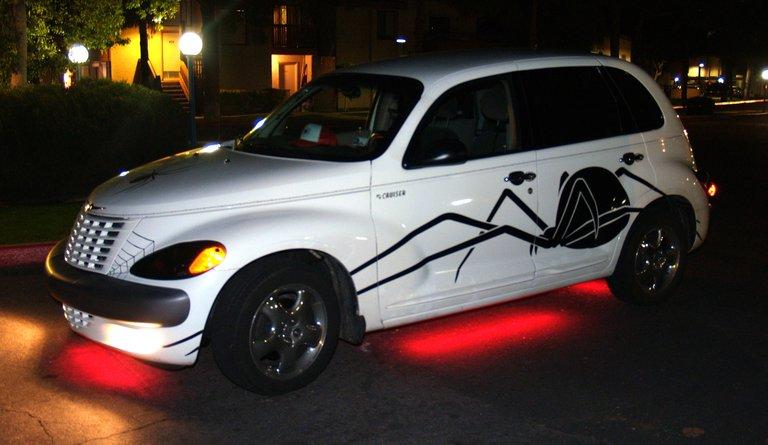 2001 - Chrysler, PT Crawler (PT Cruiser)