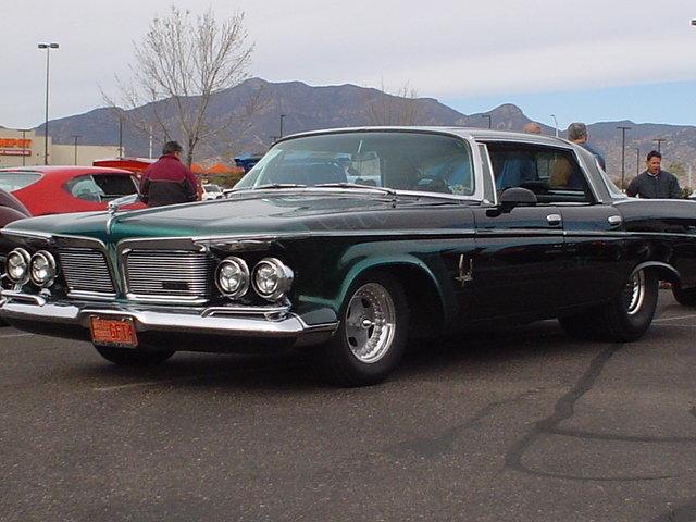 1962 - Chrysler, Imperial