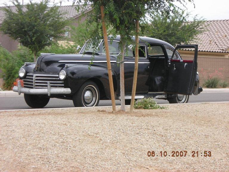1941 - Chrysler, Saratoga