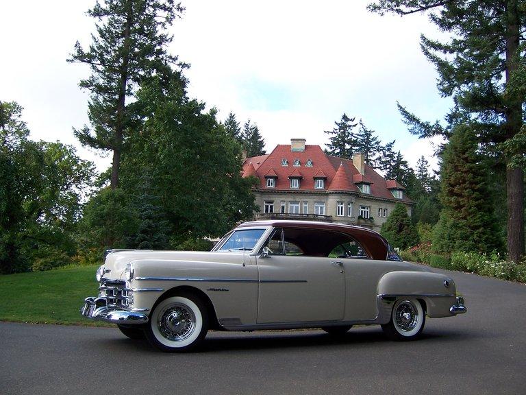 1950 - Chrysler, Windsor Newport