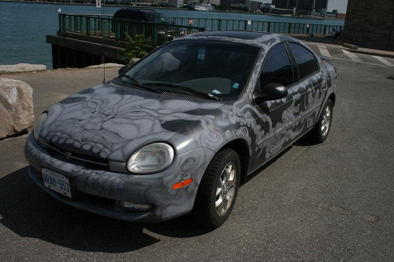 2000 - Chrysler, Neon