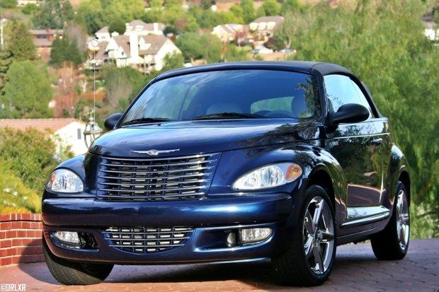 2005 - Chrysler, PT Cruiser GT Convertible