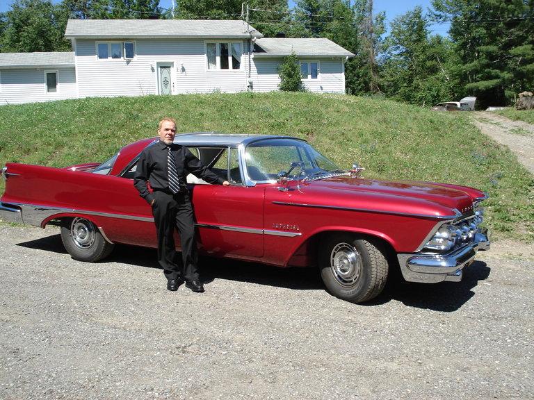 1959 - chrysler imperial, costum 2portes hardtop