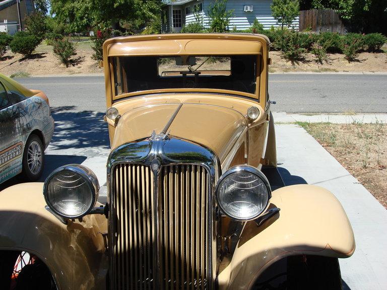 1931 - Chrysler, Royal Coupe