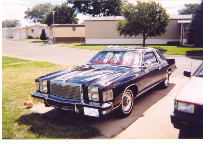 1978 - Chrysler, Crown Coupe