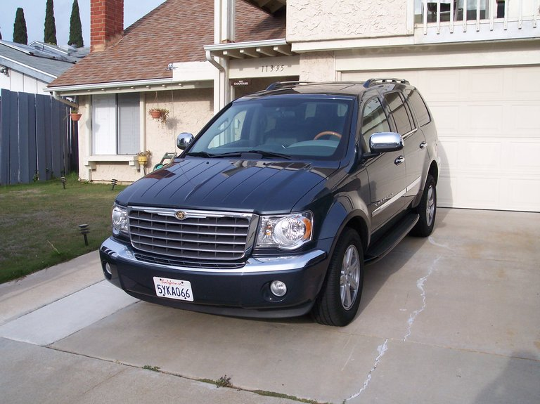 2007 - 2007 Chrysler Aspen SUV,, 2007 Chrysler Aspen SUV,