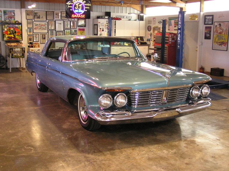 1963 - Chrysler, Imperial Crown