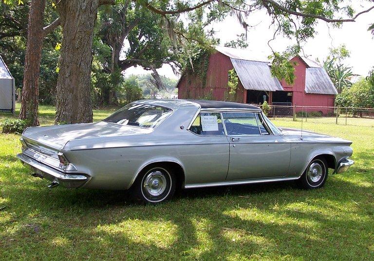 1964 - Chrysler, 300 K Silver Series