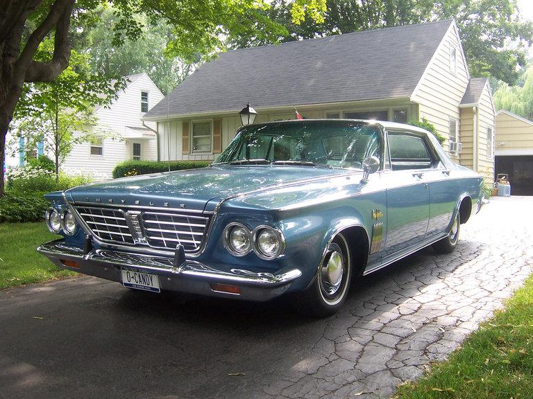 1963 - Chrysler, New Yorker