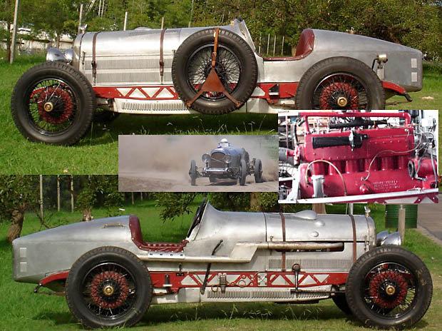 1928 - Chrysler, Speedster
