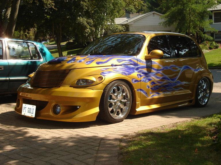 2002 - Chrysler, PT Cruiser