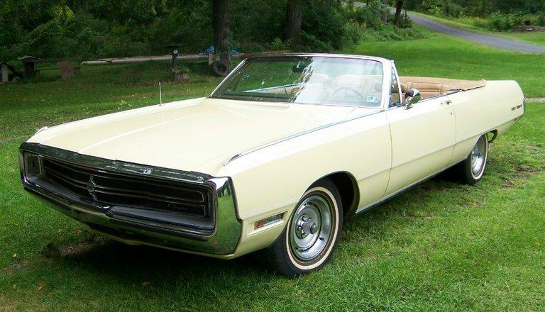 1969 - Chrysler, Three Hundred