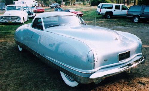 1941 - Chrysler, Thunderbolt