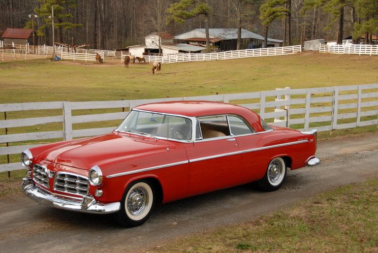 1955 - Chrysler, c300