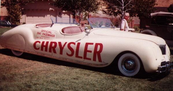 1941 - Chrysler, Newport