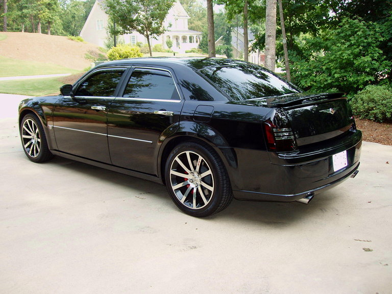 2006 - Chrysler, 300C SRT8