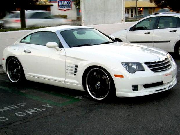 2004 - Chrysler, Crossfire