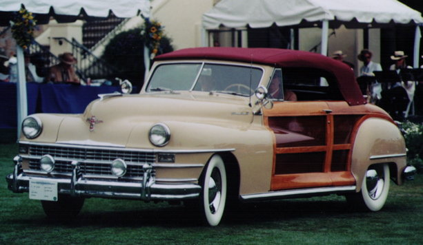 1948 - Chrysler, Town and County Convertible