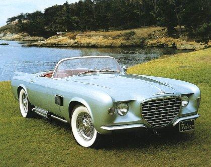 1955 - Chrysler, Falcon Concept Car
