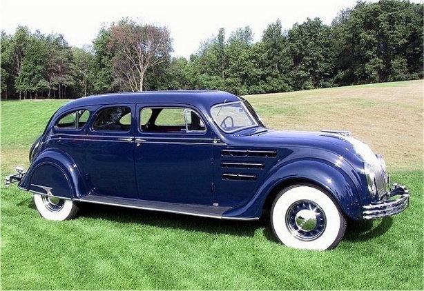 1934 - Chrysler, Airflow LeBaron