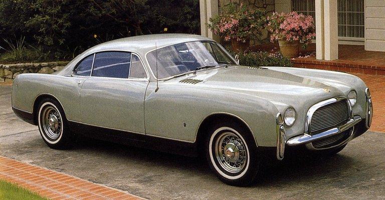 1953 - Chrysler, Ghia Special