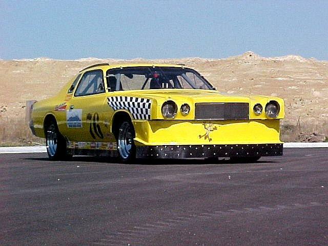1976 - Chrysler, Cordoba