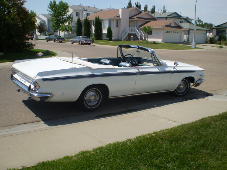 1964 - Chrysler, Windsor 300 M convertible