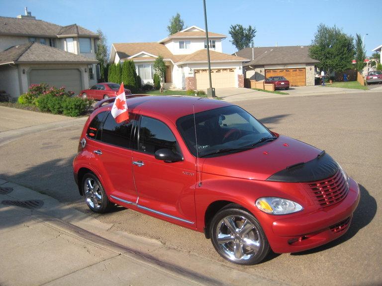 2003 - Chrysler, PT Cruiser