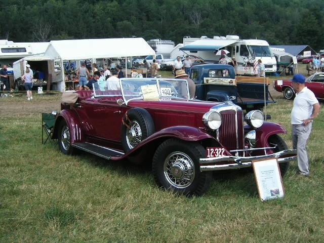 1931 - Chrysler, Imperial Dual Cowl Phaeton