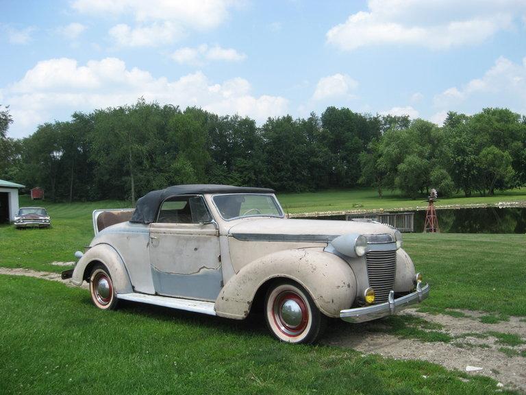 1937 - Chrysler, Imperial
