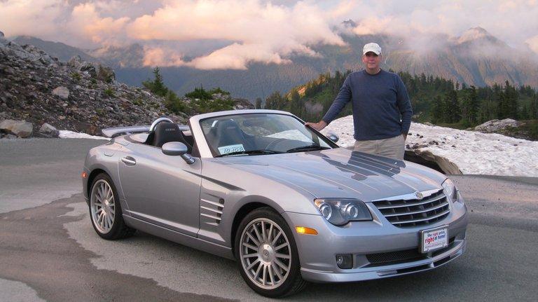 2005 - Chrysler, Crossfire Roadster SRT-6