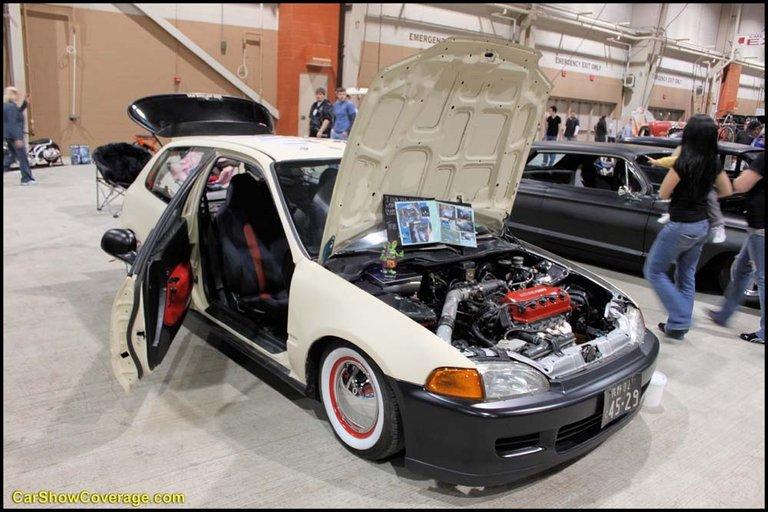 1992 - Honda - Honda