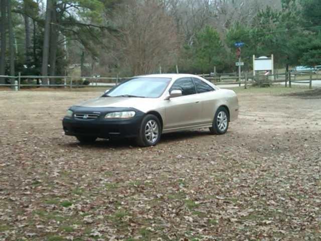 2001 - Honda - Honda