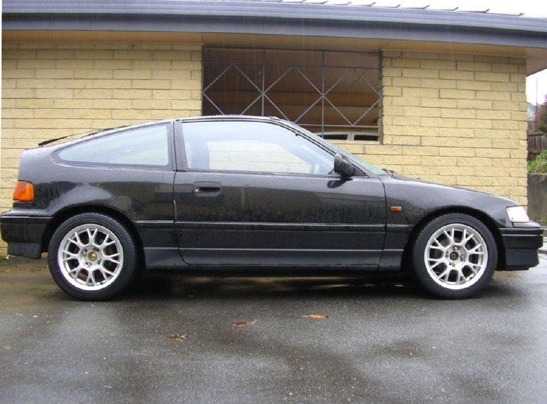 1989 - Honda - Honda