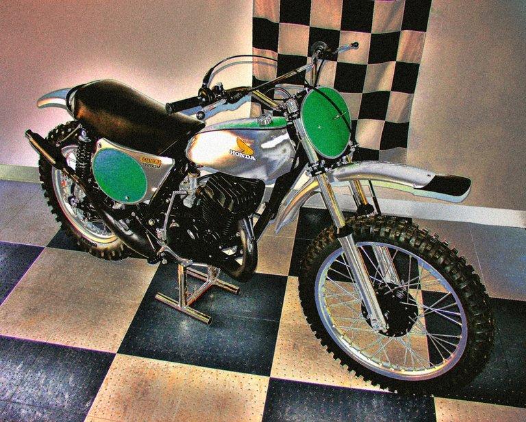 1974 - Honda - Honda