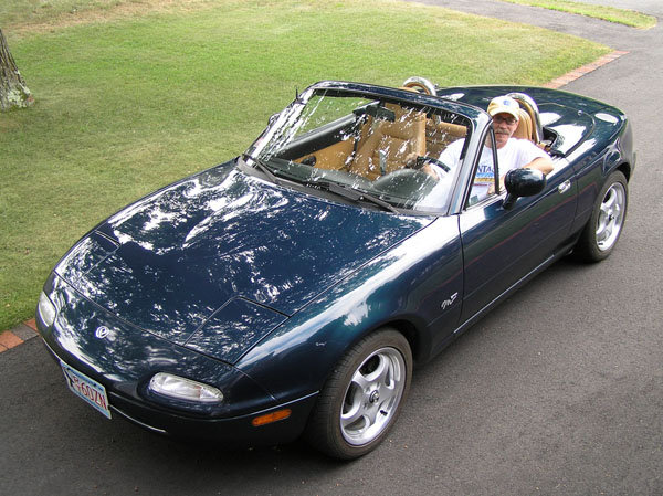 1994 - Mazda, MX-5 Miata M-Edition