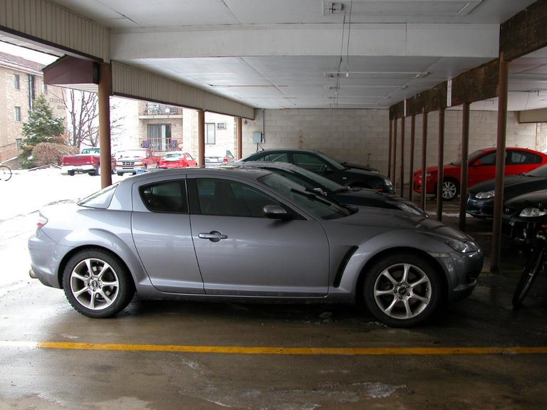 2005 - Mazda, RX-8 Touring 6SPD MT