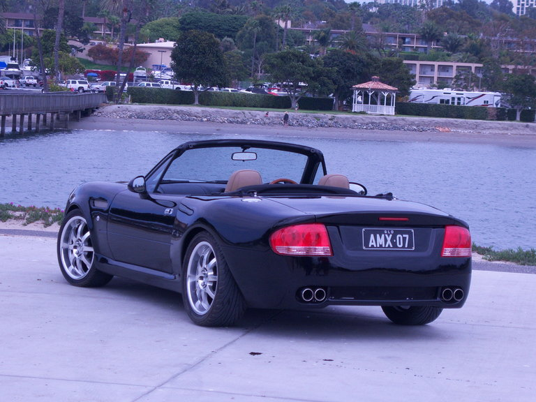 1990 - Mazda, Miata (AMX07 body kit)
