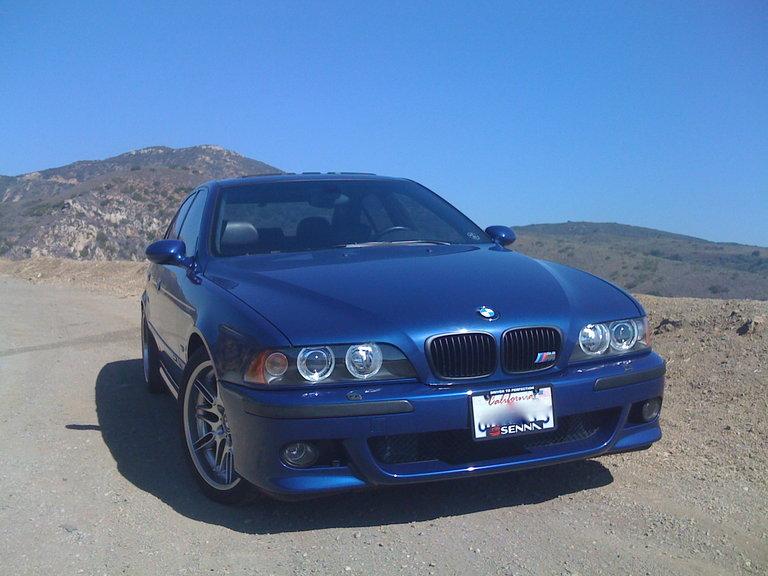 2001 - BMW, M5